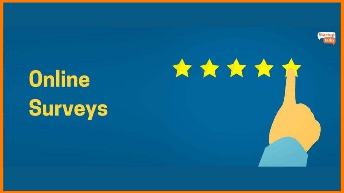 Online Survey To Make Money Online