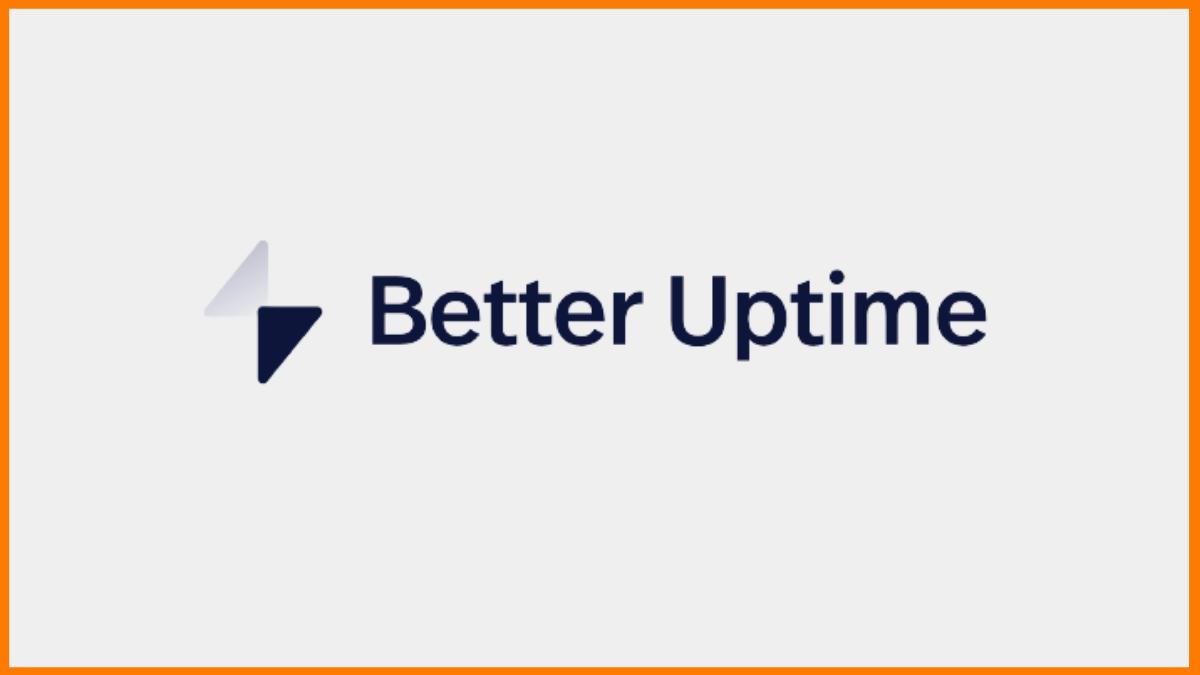 Better Uptime : Best online Website Uptime monitoring tool