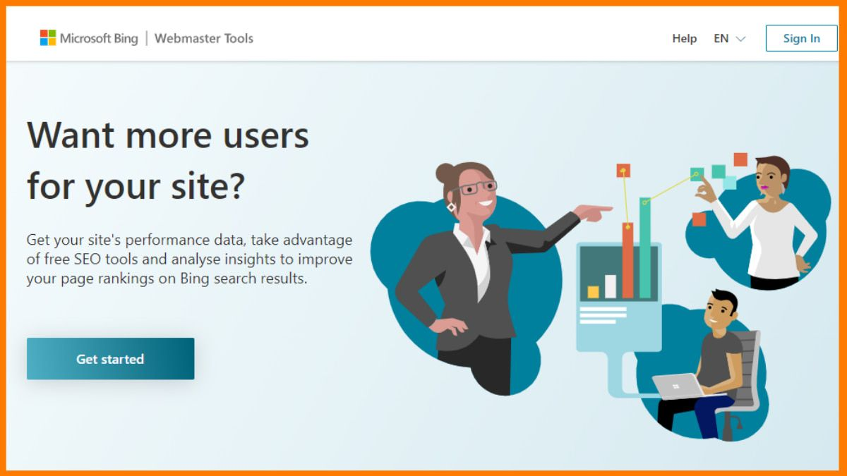 Microsoft Bing Webmaster- Best SEO Tool