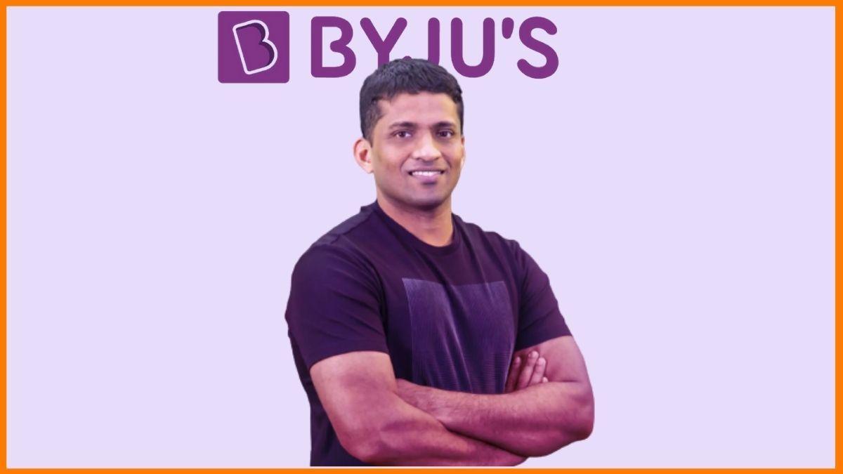 Byju Raveendran - BYJU'S Founder