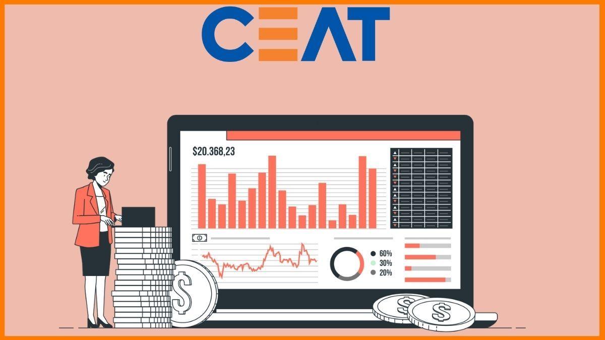 How did CEAT Tyre's witnessed Profit growth even though people are not driving