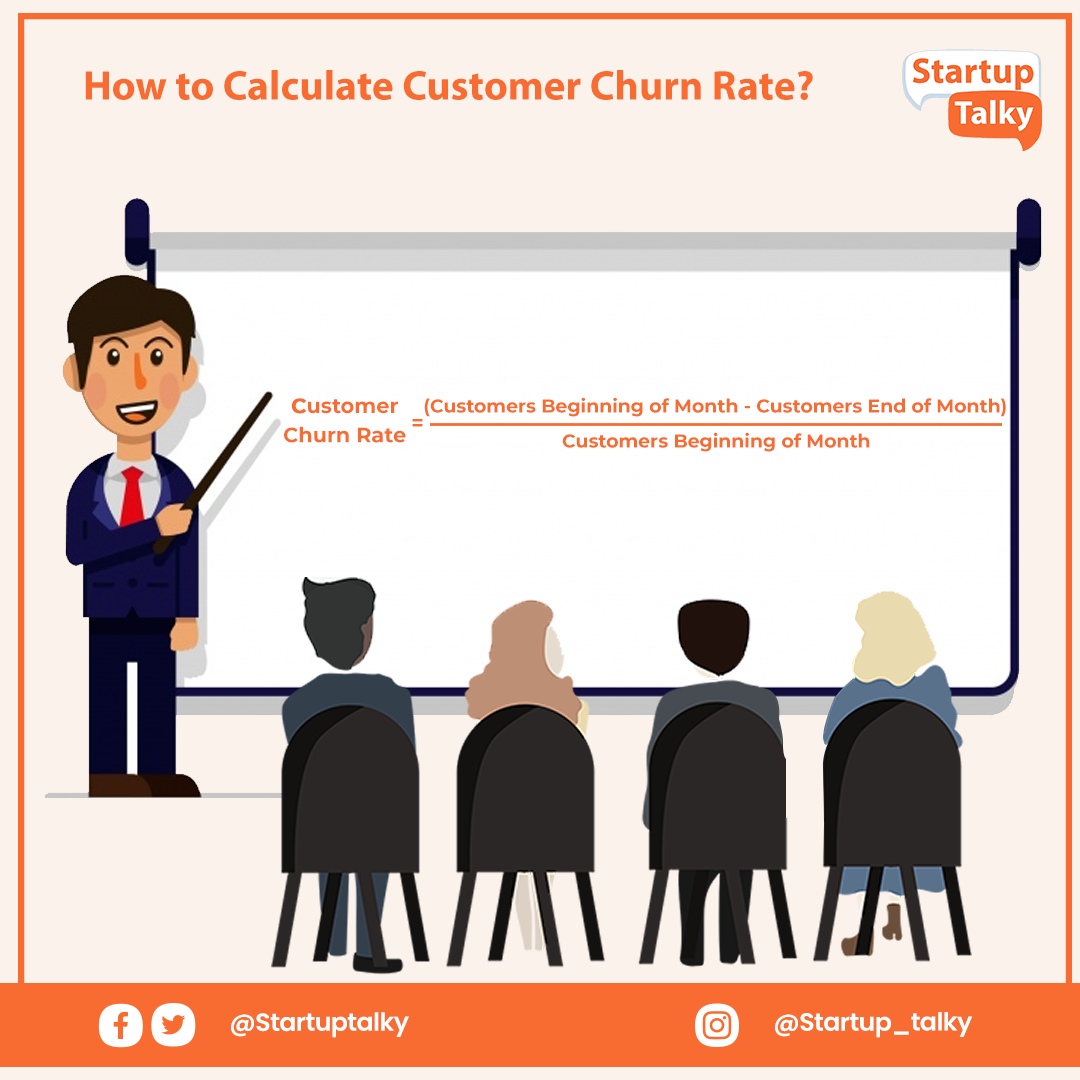 How to Calculate Churn rate