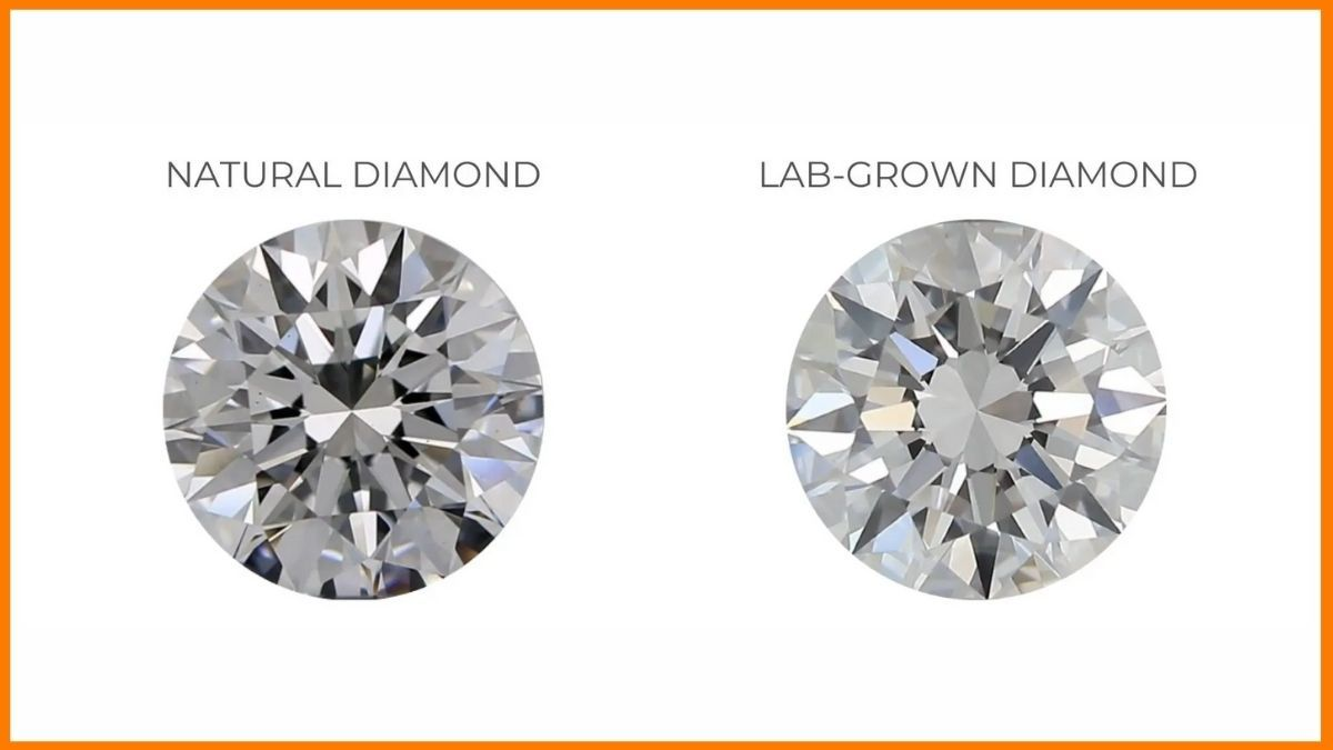 Difference between Lab grown and Mined Diamond
