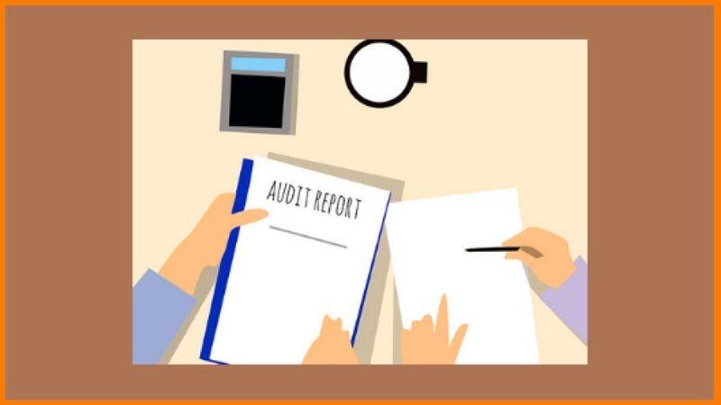 Financial Advice - Audit Report