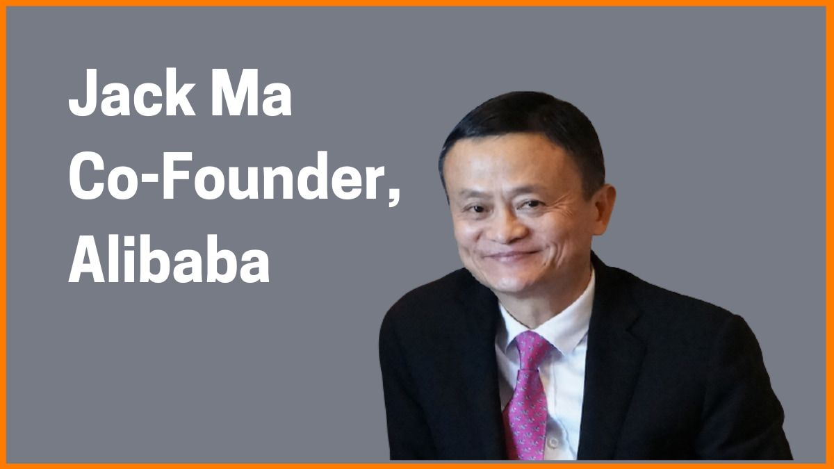 Jack Ma: China's Richest Man And Co-Founder Of Alibaba