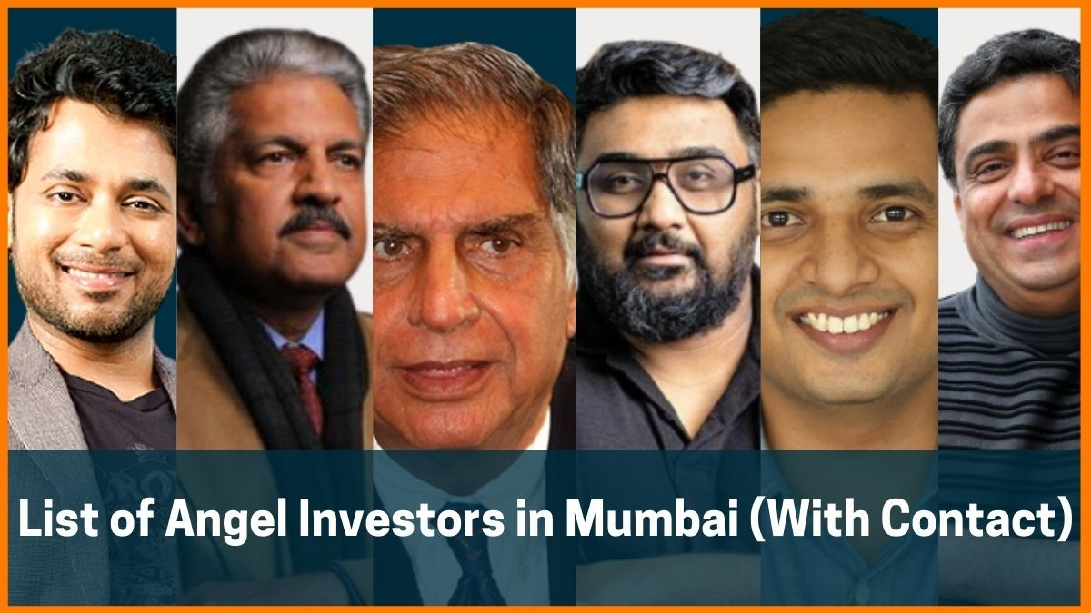 List of Angel Investors in Mumbai [With Contact]