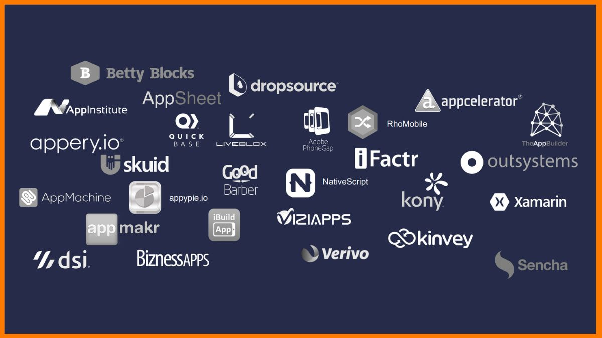 no code mobile app builder