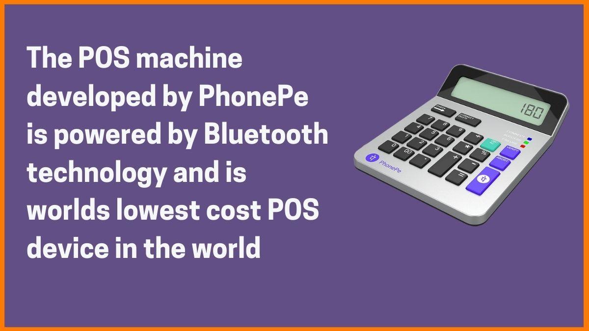 PhonePe POS Machine