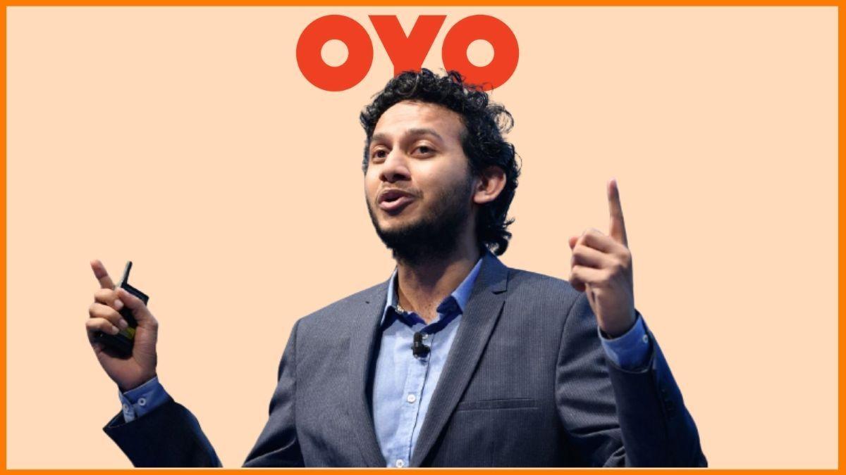 Ritesh Agarwal - Founder of OYO Rooms
