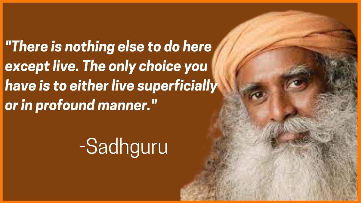 spiritual motivational speakers in india_startuptalky