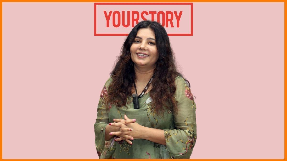 Shradha Shrama - Yourstory Founder