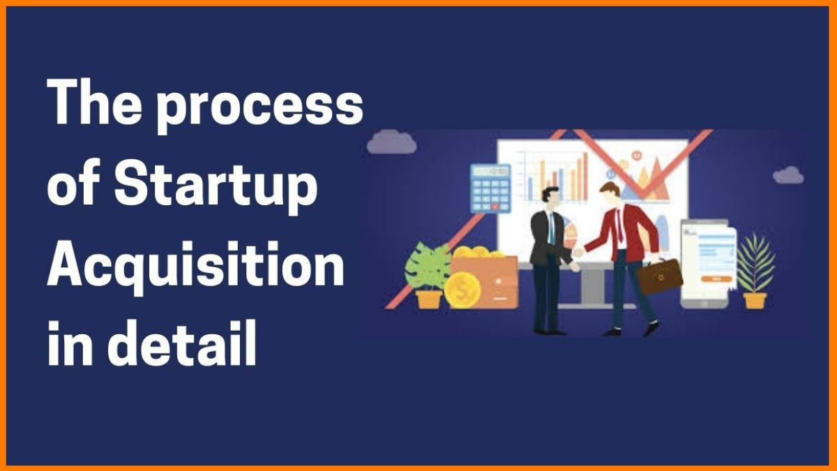 Process of Startup Acquisition - A Detailed Guide