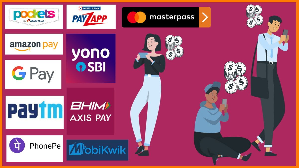 Top 10 Mobile Wallets In India To Make Online Payment Easy