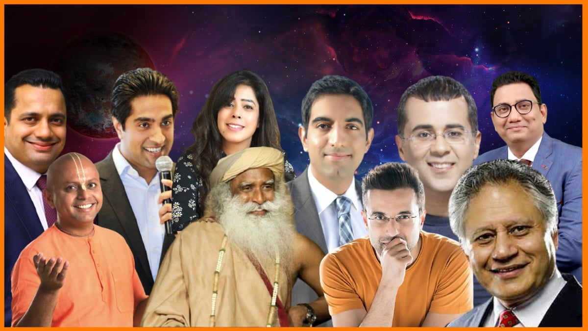 List of Top 10 Motivational Speakers In India To Stay Motivated In 2021