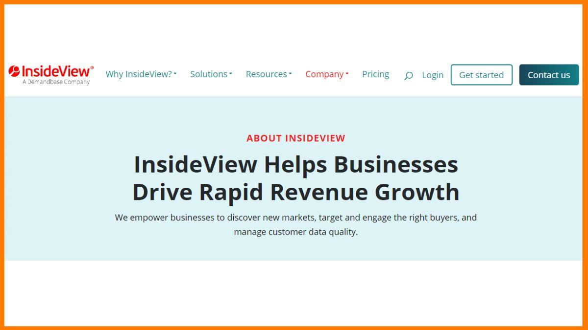 sales intelligence platform
