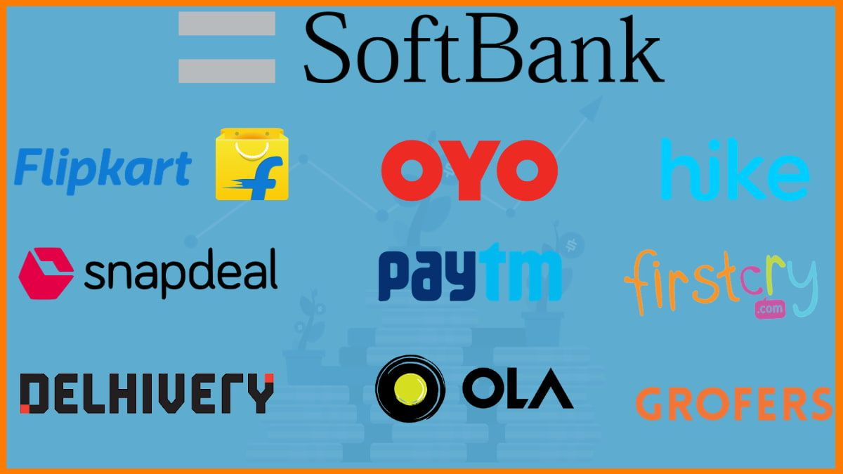 Top Softbank Investments in India