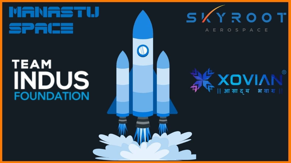 Top 5 leading-edge Space tech Startups in India