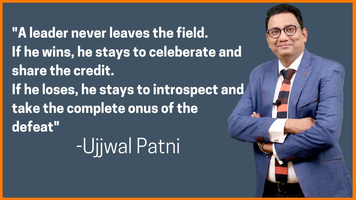 Ujjwal Patni - Top Motivational Speakers in India
