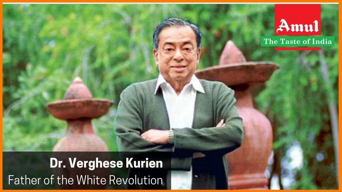father of the white revolution