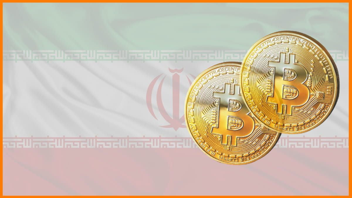 What Iran is doing with the bitcoin?