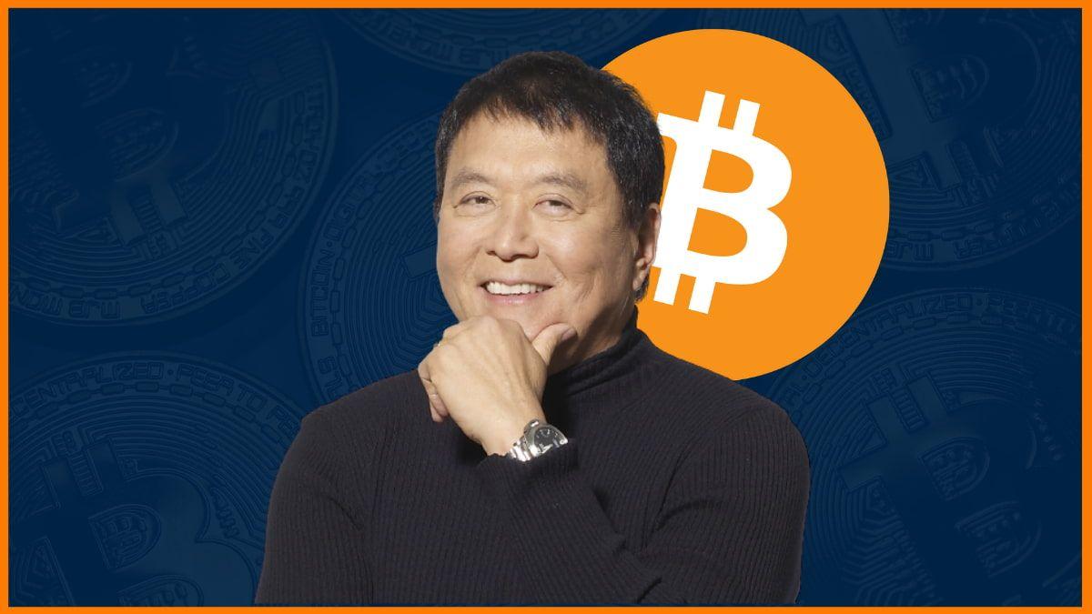What is Robert Kiyosaki's take on Cryptocurrency?