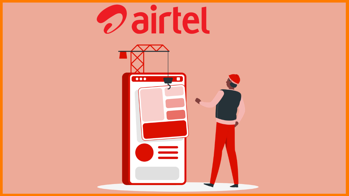 What is the new Platform launched by Airtel for digital Gold Investment