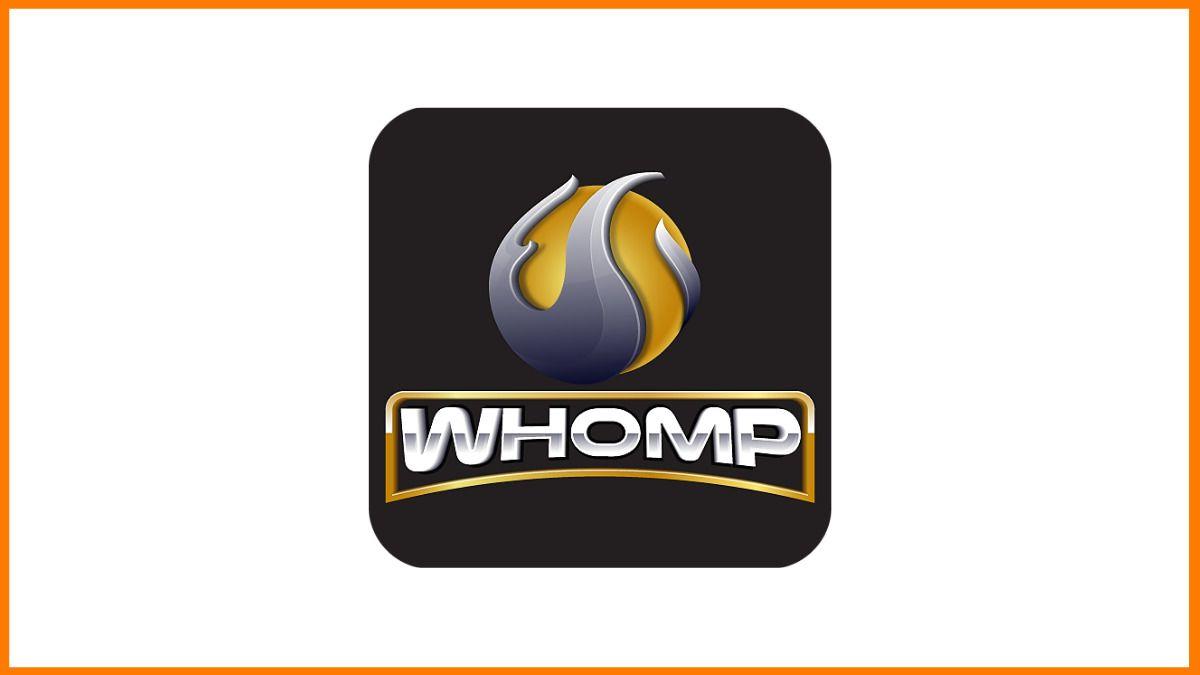 Whomp- Name, Logo and Tagline