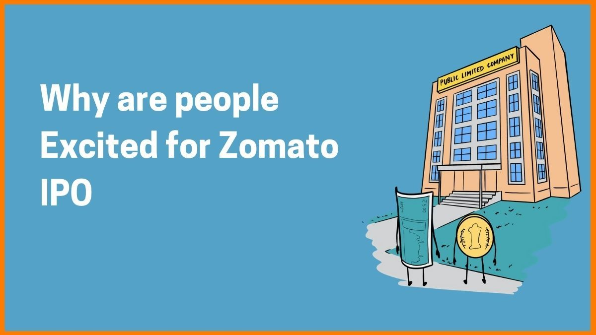 Why are people Excited for Zomato IPO when its in loss