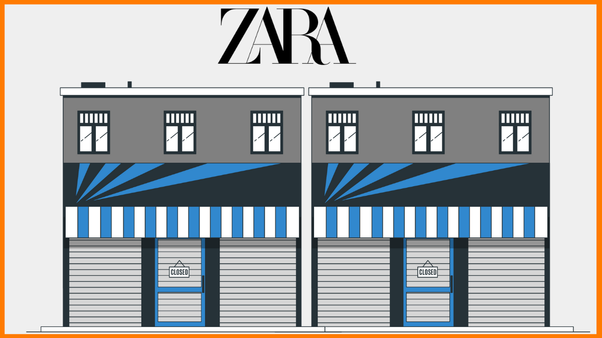 Why the parent company of Zara is shutting down its stores in Venezuela?
