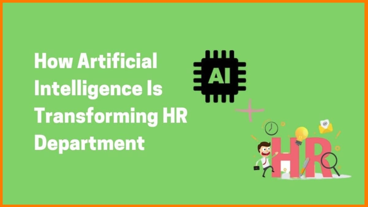 How AI is Transforming Human Resources for Companies?