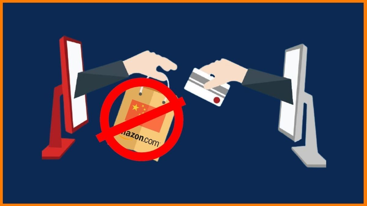 Why did Amazon banned Chinese Sellers from its platform in USA?