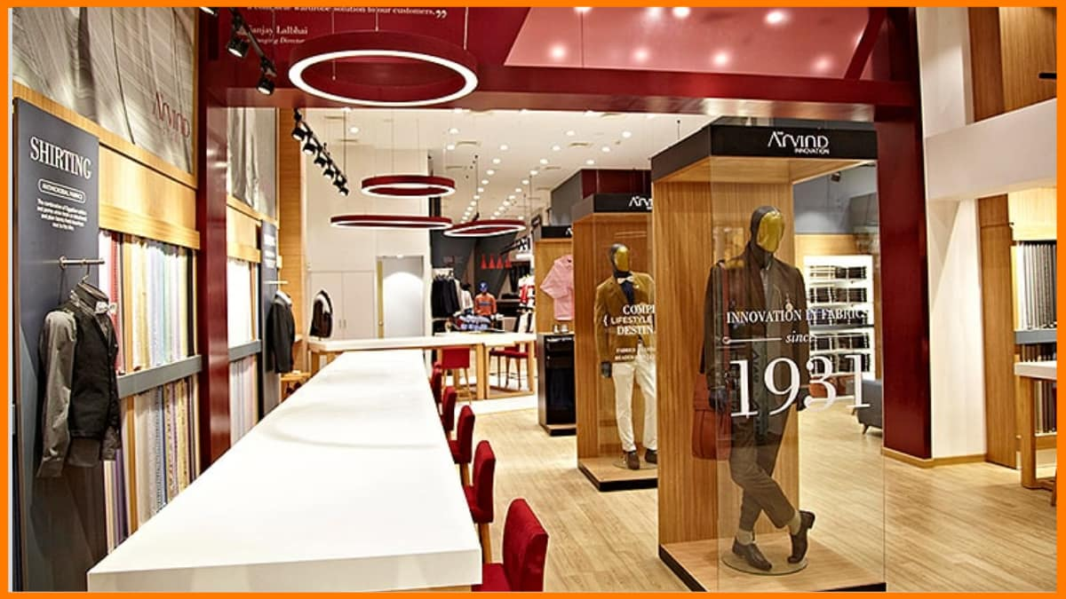 Arvind   Clothing Franchise in India