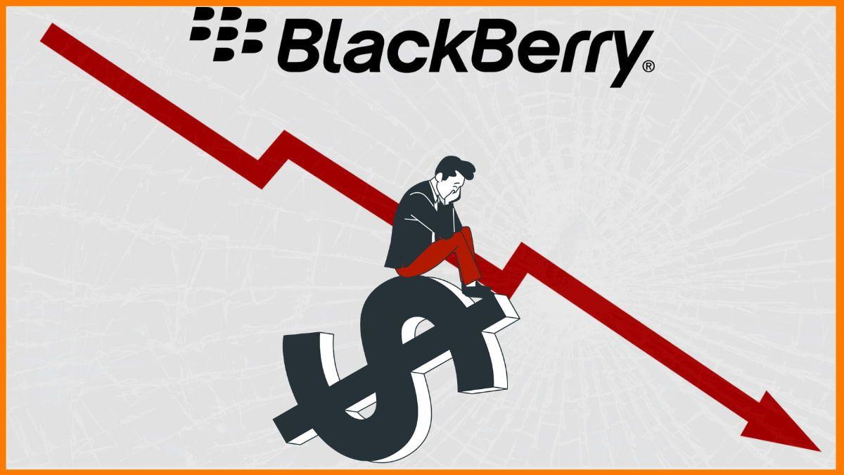Why did Blackberry Fail? [Case Study]