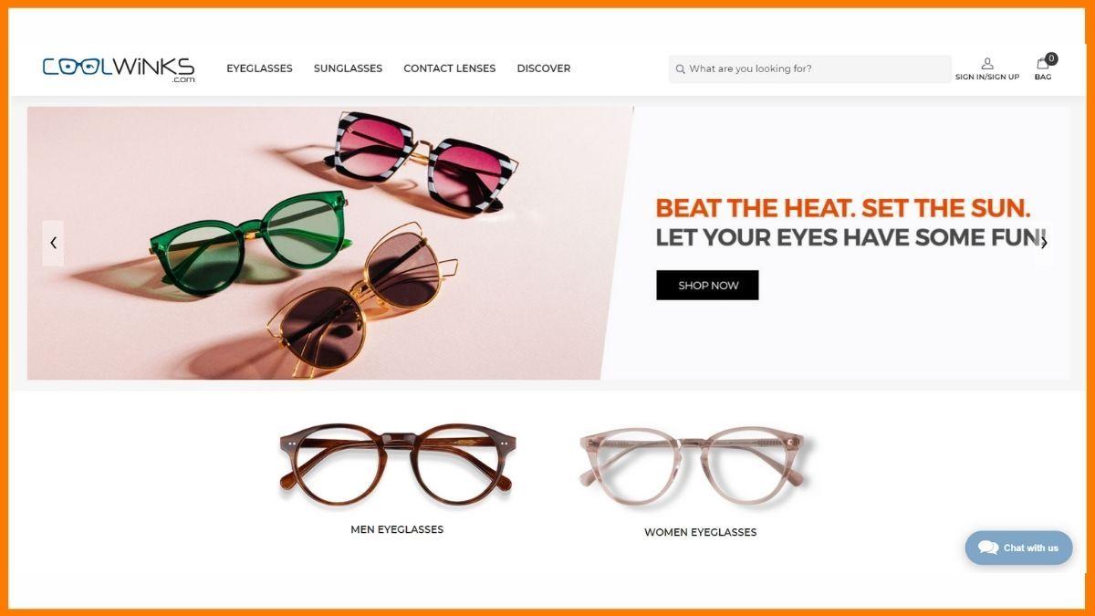 CoolWinks Website