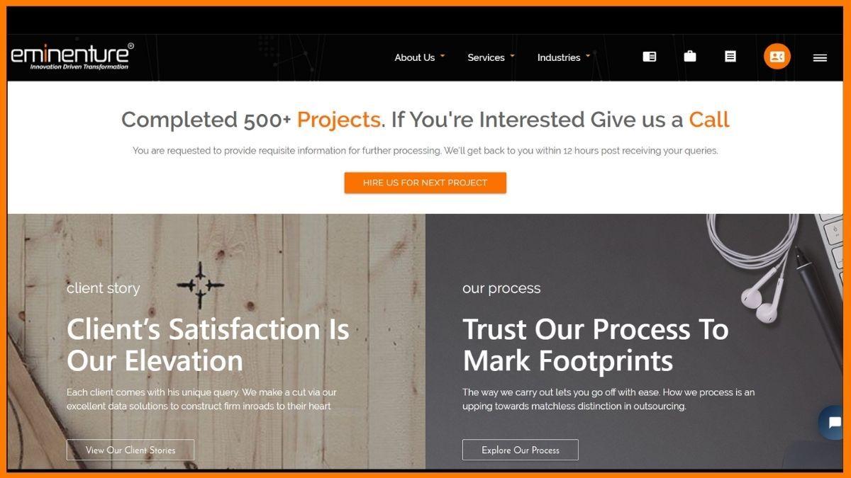 Eminenture Website