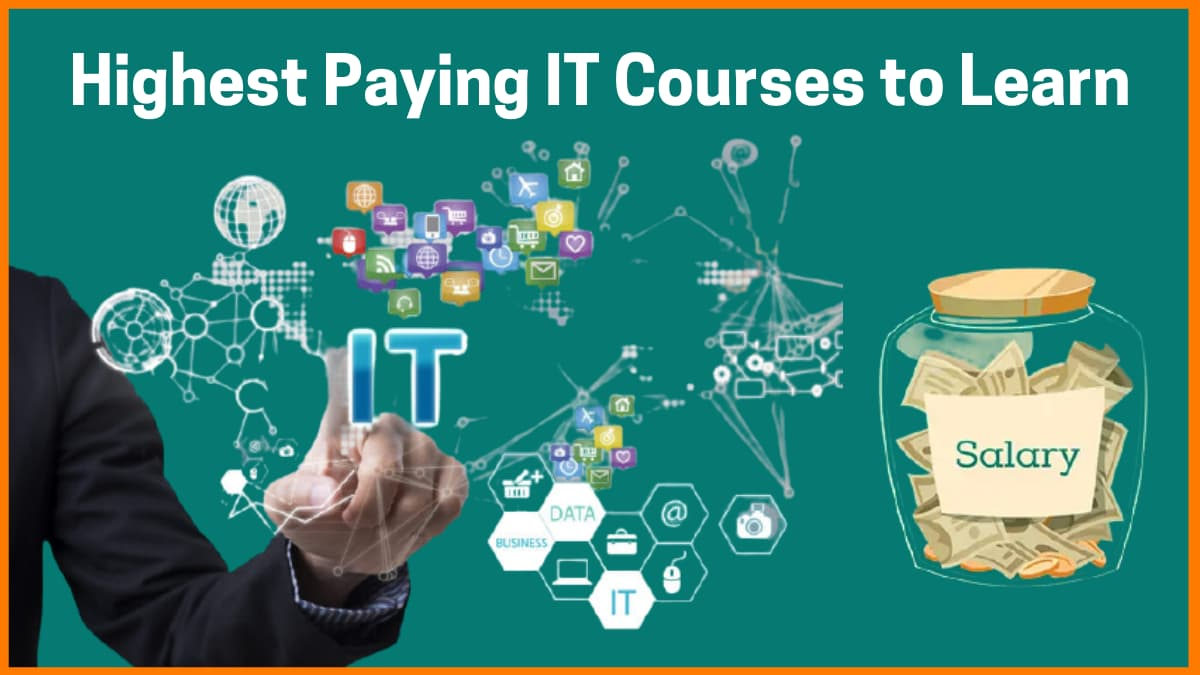 Top 10 Highest Paying IT Courses to Learn in 2021