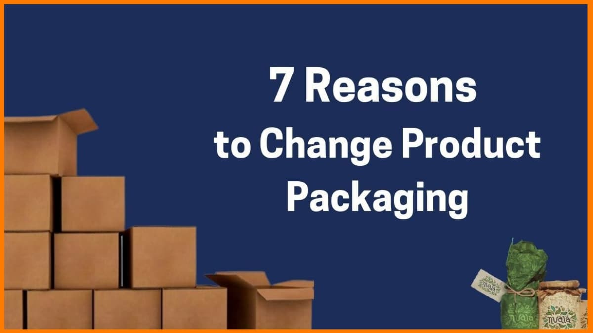 Why Should Companies Make Changes in Product Packaging?