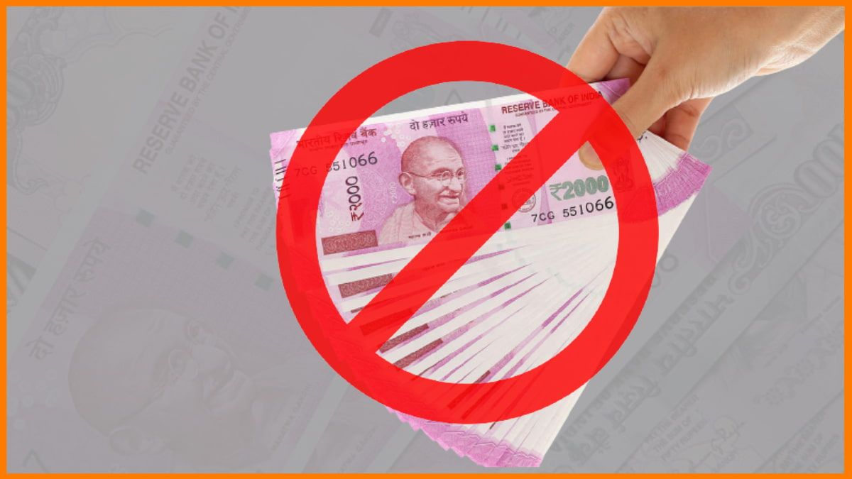 Why RBI has stopped fresh stock of Rs 2000 notes and pulled out 57 crore worth notes in FY21?