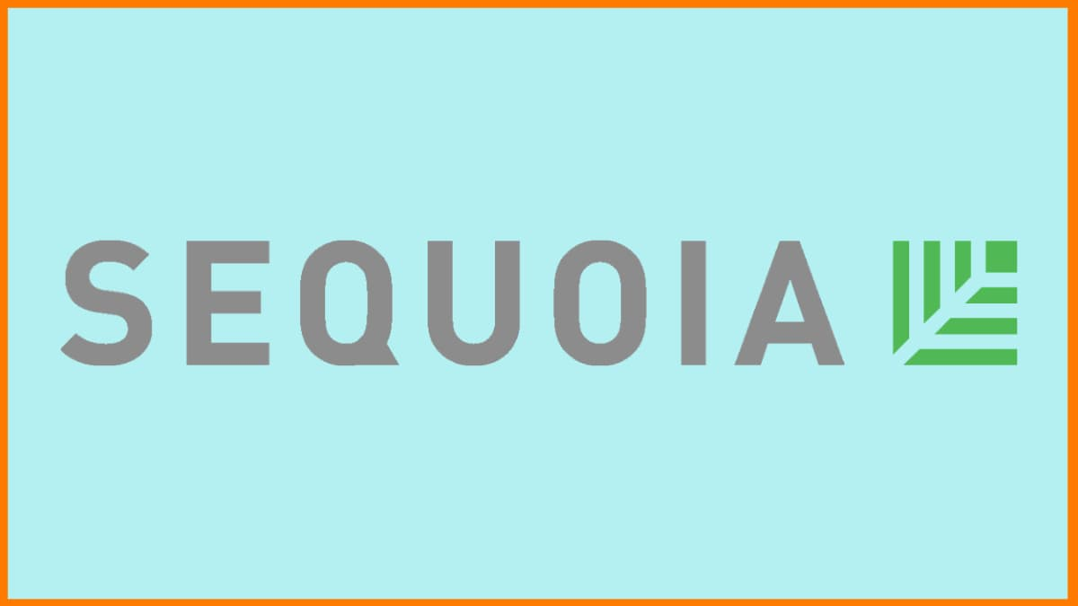 Sequoia Capital - Working With Markets Not People