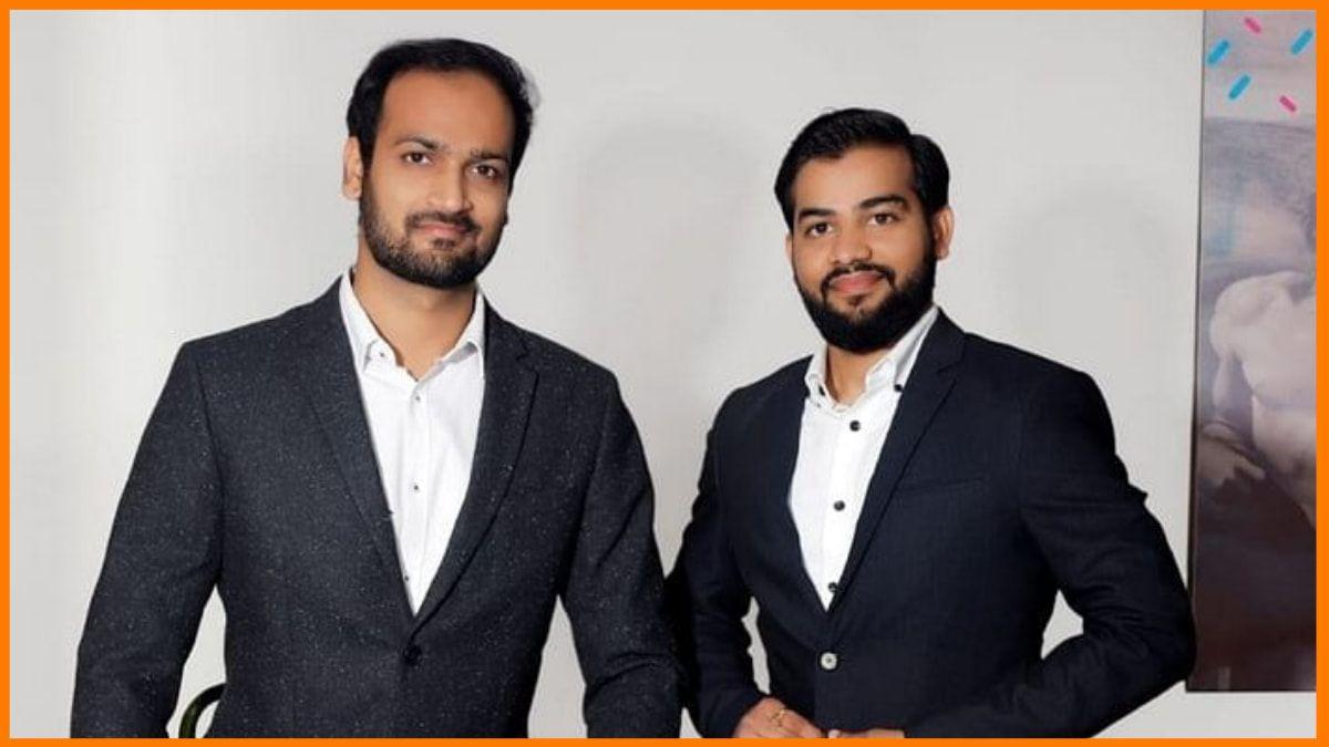 Founders of CoinDCX - Sumit Gupta and Neeraj Khandelwal
