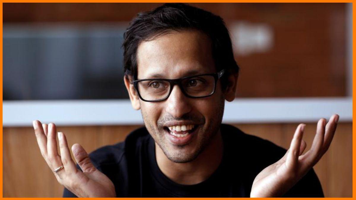 Nadiem Makarim - Co-founder of Gojek