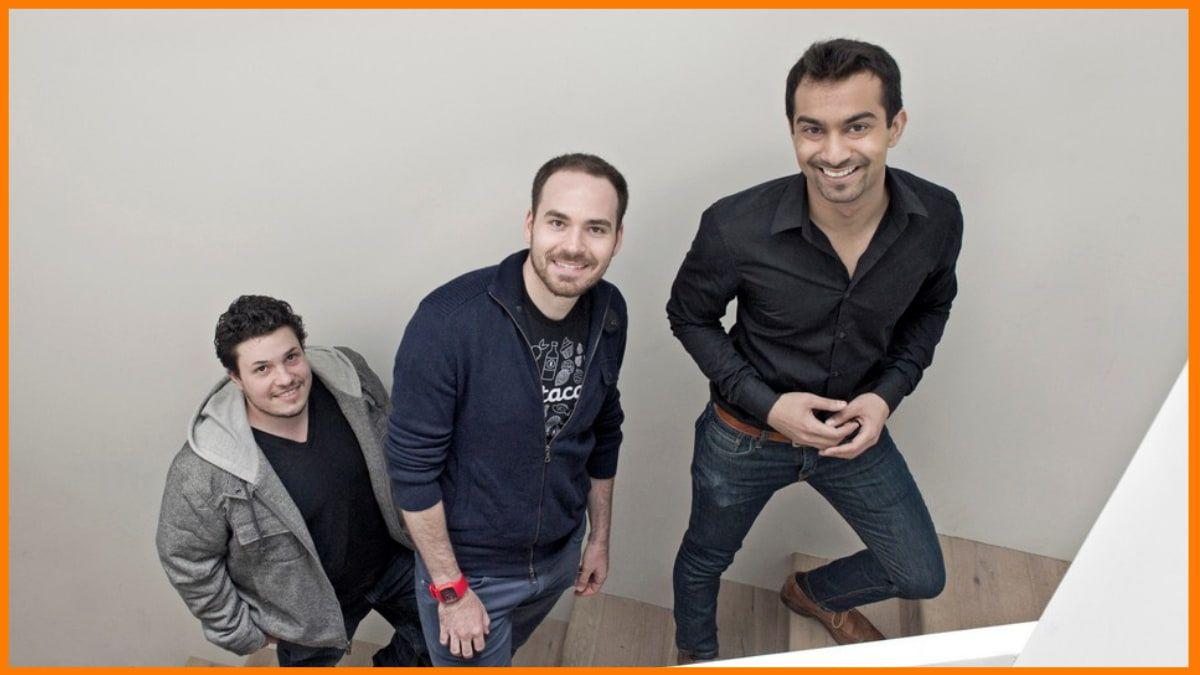 Instacart' s Founders