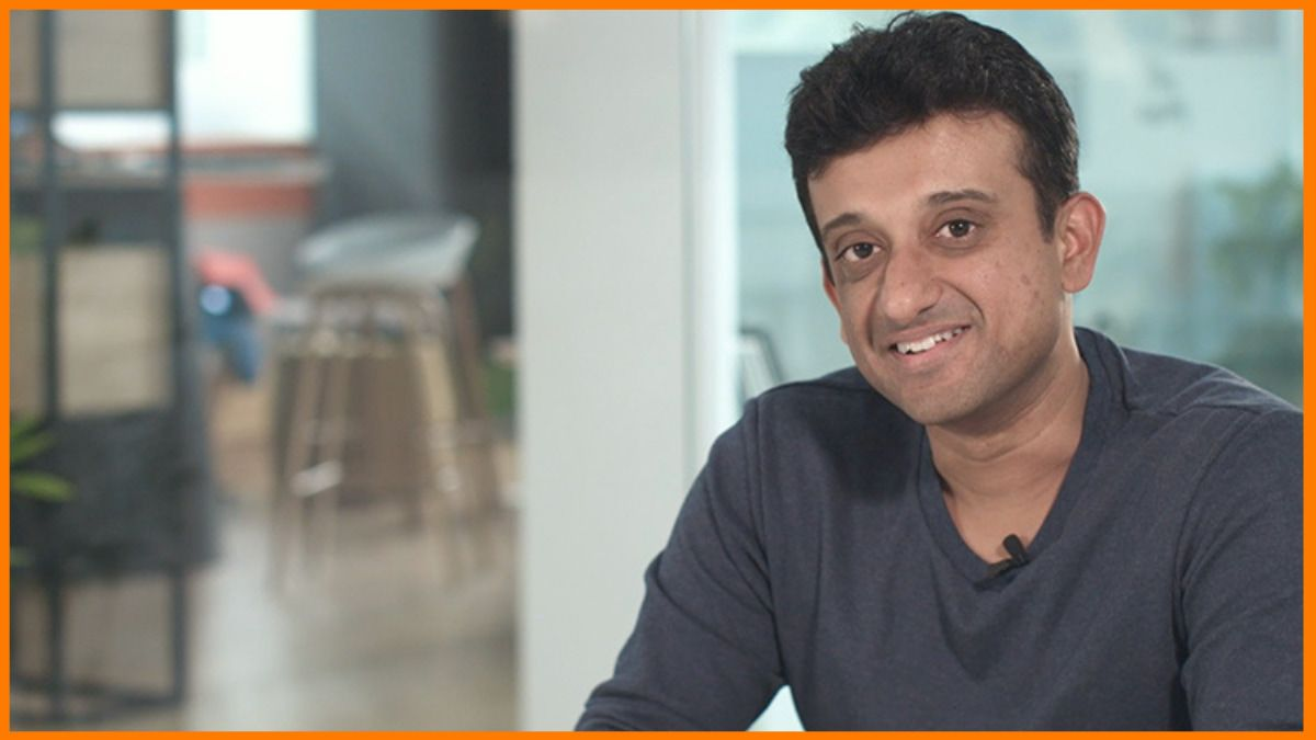 Ravi Shankar, current CEO and Co-Founder of Nearbuy