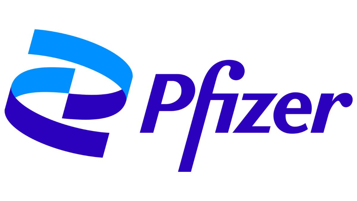 Pfizer's Company Logo