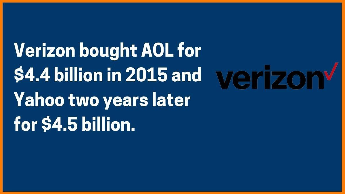 Verizon Acquisition