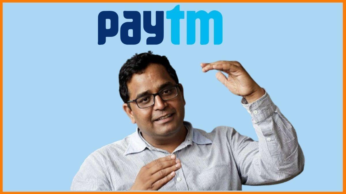 Vijay Shekhar Sharma - Founder of Paytm