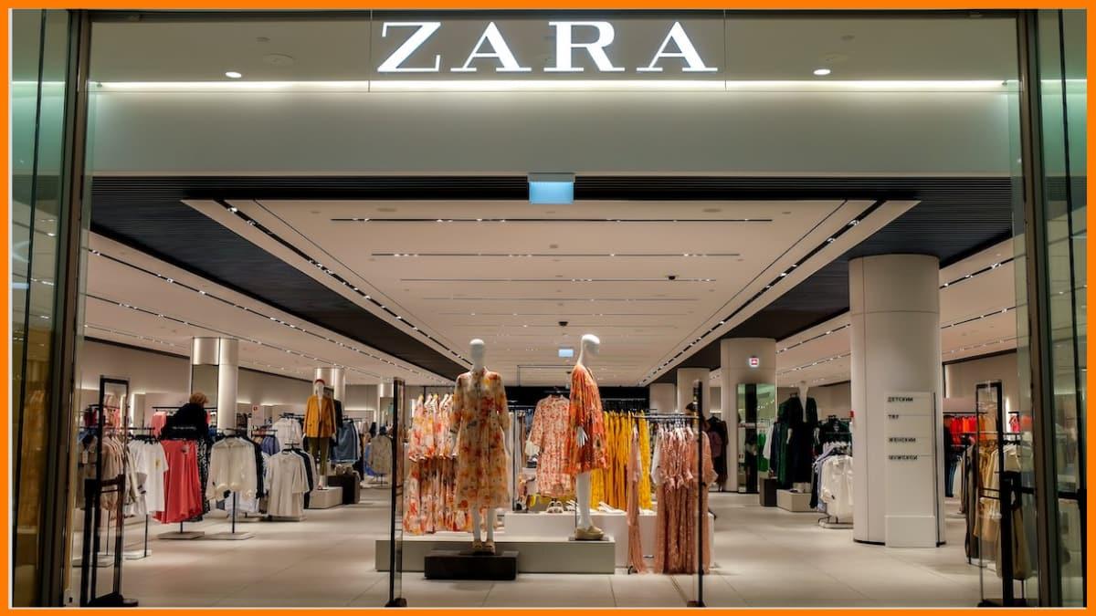 ZARA   Clothing Franchise in India