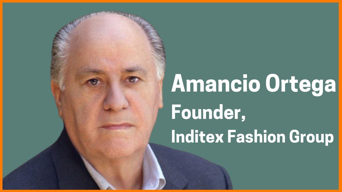 Amancio ortega Income | Salary of Richest People in the World