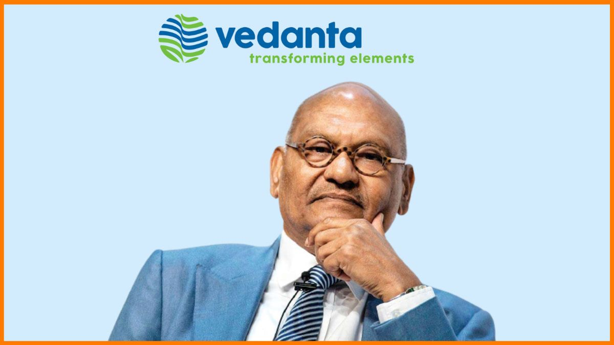Why is Anil Agarwal not giving his business to his family but the society? | How is he doing it?