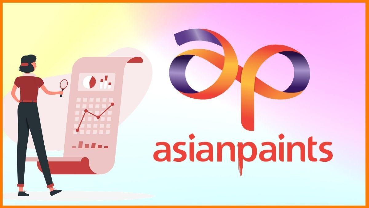 Case Study On Asian Paints